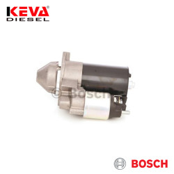 Bosch - 0001106014 Bosch Starter (DW (R) 12V 1,0 KW) for Smart
