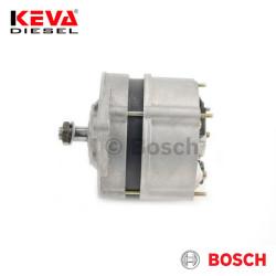 Bosch - 0120488205 Bosch Alternator (K1 (-) 14V 23/65A) for Case, John Deere