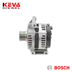 Bosch - 0121615103 Bosch Alternator (H7P (>) 14V 99/156A) for Ford, Land Rover
