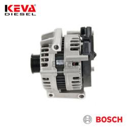 Bosch - 0121715002 Bosch Alternator (H8P (>) 14V 110/180A) for Volvo