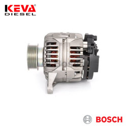 Bosch - 0124320001 Bosch Alternator (KCB1 (>) 14V 50/90A) for Iveco