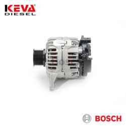 Bosch - 0124325052 Bosch Alternator (KCB1 (>) 14V 50/90A) for Iveco