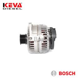Bosch - 0124525020 Bosch Alternator (E8 (>) 14V 75/140A) for Fiat, Iveco, Uaz