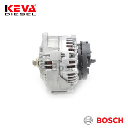 Bosch - 0124655025 Bosch Alternator (HD10LEB (>) 28V 42/120A) for Man, Neoplan, Temsa