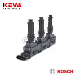 Bosch - 0221503014 Bosch Ignition Coil (ZS-K-3X1) (Module) for Opel, Vauxhall