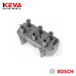 Bosch - 0221503017 Bosch Ignition Coil (ZS-K 3X2) (Module) for Cadillac, Holden, Opel, Vauxhall
