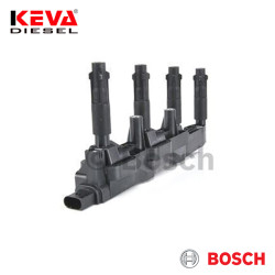 Bosch - 0221503033 Bosch Ignition Coil (ZS-K-2X2M) (Module) for Mercedes Benz