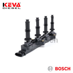 Bosch - 0221503469 Bosch Ignition Coil (ZS-K-4X1) (Module) for Chevrolet, Holden, Vauxhall, Opel