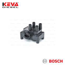 Bosch - 0221503490 Bosch Ignition Coil (ZS-K-2X2) (Module) for Mazda, Ford