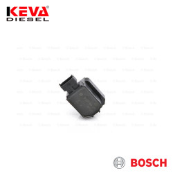 Bosch - 0221504001 Bosch Ignition Coil (Compact) for Mercedes Benz