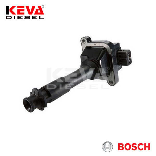 0221504006 Bosch Ignition Coil (Compact) for Fiat, Lancia
