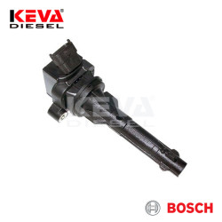 Bosch - 0221504020 Bosch Ignition Coil (ZS-K-1X1) (Compact) for Honda, Nissan, Toyota
