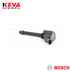 Bosch - 0221504024 Bosch Ignition Coil (ZS-K-1X1PME) (Compact) for Alfa Romeo, Lancia, Opel, Vauxhall, Fiat
