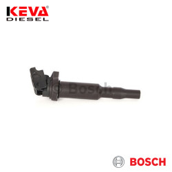 Bosch - 0221504464 Bosch Ignition Coil (ZS-K PENCIL COILS 1X1) (Pencil Type) for Alpina, Rolls-Royce, Bmw