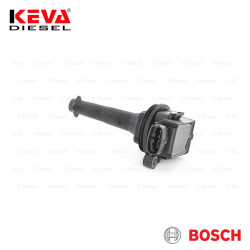 Bosch - 0221604008 Bosch Ignition Coil (Compact) for Volvo