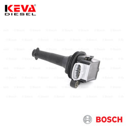 Bosch - 0221604010 Bosch Ignition Coil (ZS-K-1X1E) (Compact) for Ford, Volvo