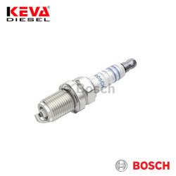 Bosch - 0241229713 Bosch Spark Plug, Nickel (F8DC4) for Volkswagen, Mercedes Benz