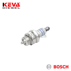 Bosch - 0241235567 Bosch Spark Plug, Nickel (WS7F) (Small Engine) for Alpina, Honda, Solo