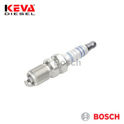 Bosch - 0241235753 Bosch Spark Plug, Nickel (H7DC) for Ford, Chevrolet
