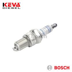 Bosch - 0241235755 Bosch Spark Plug, Nickel (W7DC) for Alpina, Bmw, Peugeot, Suzuki, Talbot