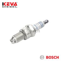 Bosch - 0241235757 Bosch Spark Plug, Nickel (W7LTCR)