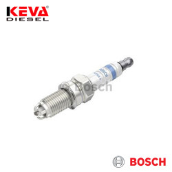Bosch - 0242132501 Bosch Spark Plug, Super 4 (YR78X)