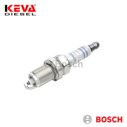 Bosch - 0242229699 Bosch Spark Plug, Nickel (FQR8LEU2)