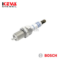 Bosch - 0242230500 Bosch Spark Plug, Platinum (FR8DPP33)