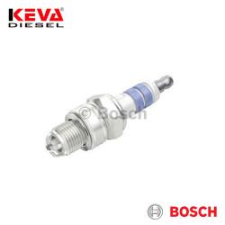 Bosch - 0242232506 Bosch Spark Plug, Super 4 (WR78G)