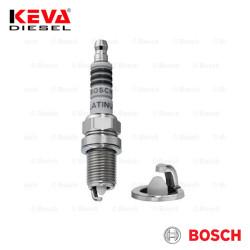 Bosch - 0242235556 Bosch Spark Plug, Platinum (FR7DP)