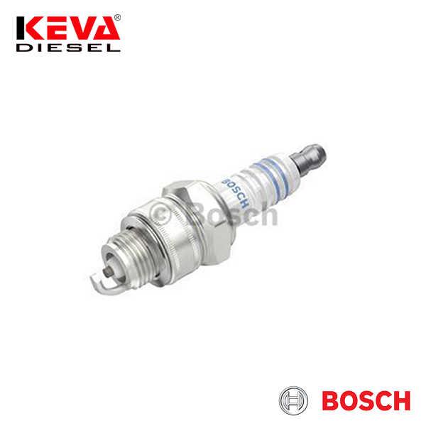 0242235665 Bosch Spark Plug, Nickel (WR7BC)