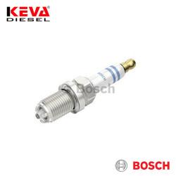 Bosch - 0242235715 Bosch Spark Plug, Nickel (FGR7KQE0) for Audi, Mitsubishi, Volkswagen, Bmw