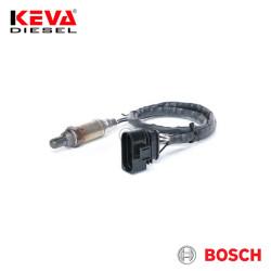 Bosch - 0258003478 Bosch Lambda Sensor (LSH-25C) (Gasoline) for Audi, Toyota, Volkswagen