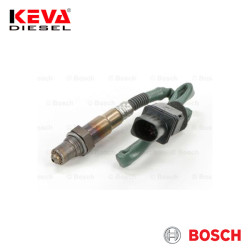Bosch - 0258017016 Bosch Lambda Sensor (LSU-4.9) (Gasoline) for Chrysler, Dodge, Freightliner, Jeep, Mercedes Benz