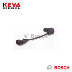 Bosch - 0261210126 Bosch Crankshaft Sensor (DG-6-K) for Ferrari, Iveco