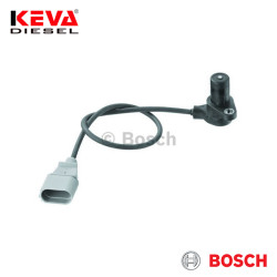 Bosch - 0261210143 Bosch Crankshaft Sensor (DG-6-K) for Audi, Chana, Dongfeng