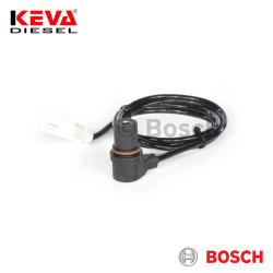 Bosch - 0261210156 Bosch Crankshaft Sensor (DG-6-K) for Mercedes Benz
