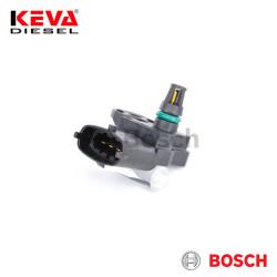 Bosch - 0261230030 Bosch Pressure Sensor (DS-S2-TF) for Alfa Romeo, Chevrolet, Fiat, Lancia, Proton