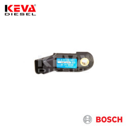 Bosch - 0261230057 Bosch Pressure Sensor (DS-S2) for Citroen, Fiat, Lancia, Peugeot