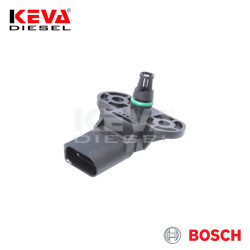 Bosch - 0261230081 Bosch Pressure Sensor (DS-S2) for Audi, Porsche, Skoda, Volkswagen