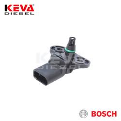 Bosch - 0261230095 Bosch Pressure Sensor (DS-S2-TF) for Audi, Seat, Skoda, Volkswagen