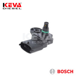 Bosch - 0261230118 Bosch Pressure Sensor (DS-S2-TF) for Mitsubishi, Smart