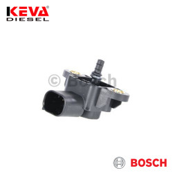 Bosch - 0261230191 Bosch Pressure Sensor (DS-S3) for Mercedes Benz, Smart