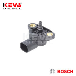 Bosch - 0261230193 Bosch Pressure Sensor (DS-S3) for Jeep, Mercedes Benz, Smart