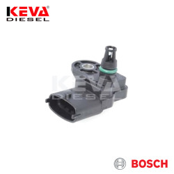 Bosch - 0261230199 Bosch Pressure Sensor (DS-S2-TF) for Geely