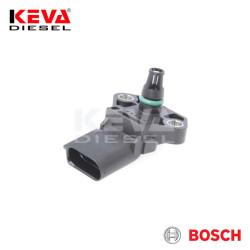 Bosch - 0261230208 Bosch Pressure Sensor (DS-S2) for Audi, Seat, Volkswagen