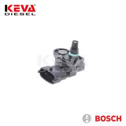 Bosch - 0261230217 Bosch Pressure Sensor (DS-S3-TF; 10-115 kPa) for Chevrolet, Great Wall, Honda, Wuling