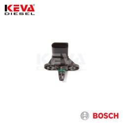 Bosch - 0261230234 Bosch Pressure Sensor (DS-S3-TF) for Audi, Porsche, Seat, Skoda, Volkswagen