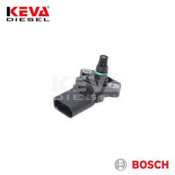 Bosch - 0261230266 Bosch Pressure Sensor (DS-S3-TF) for Audi, Porsche, Seat, Skoda, Volkswagen