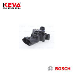 Bosch - 0261230308 Bosch Pressure Sensor (DS-S3) for Ford, Volvo